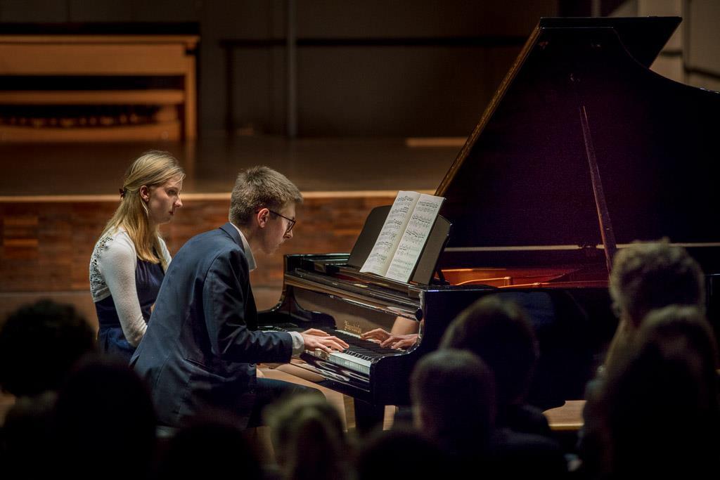 Frédéric Chopin - Ballade Nr. 2 (Konstantin Jockers, OI, Klavier) 1