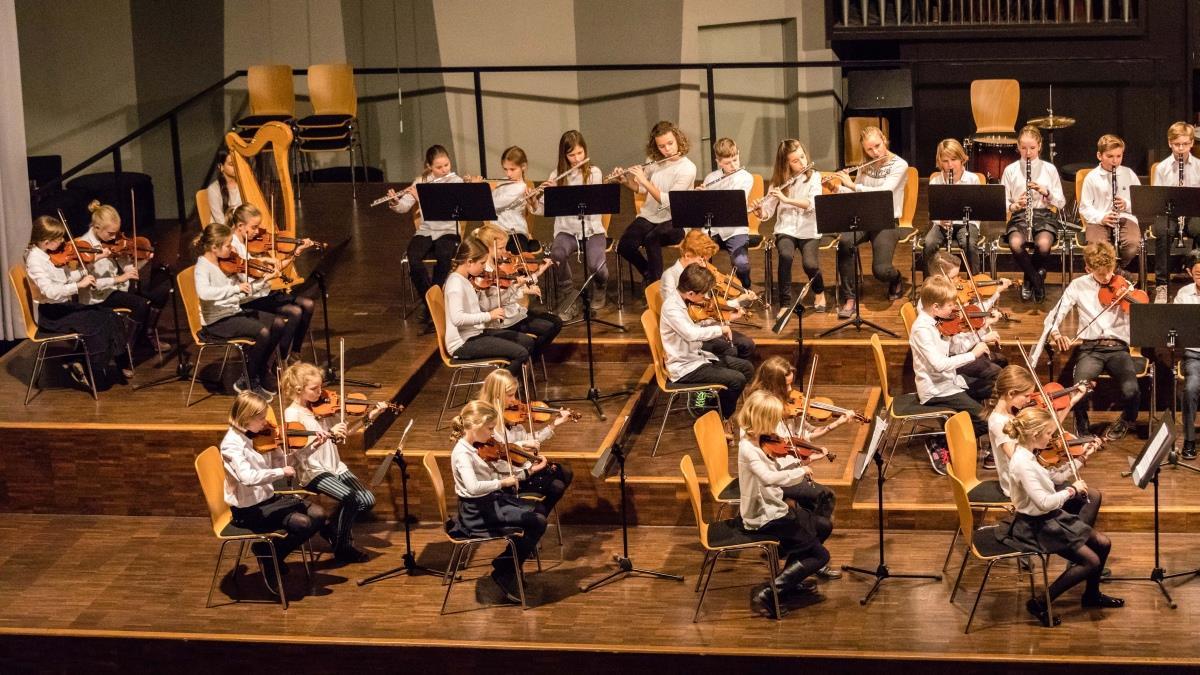 Georg Friedrich Händel – Bourée (Das Kleine Orchester)
