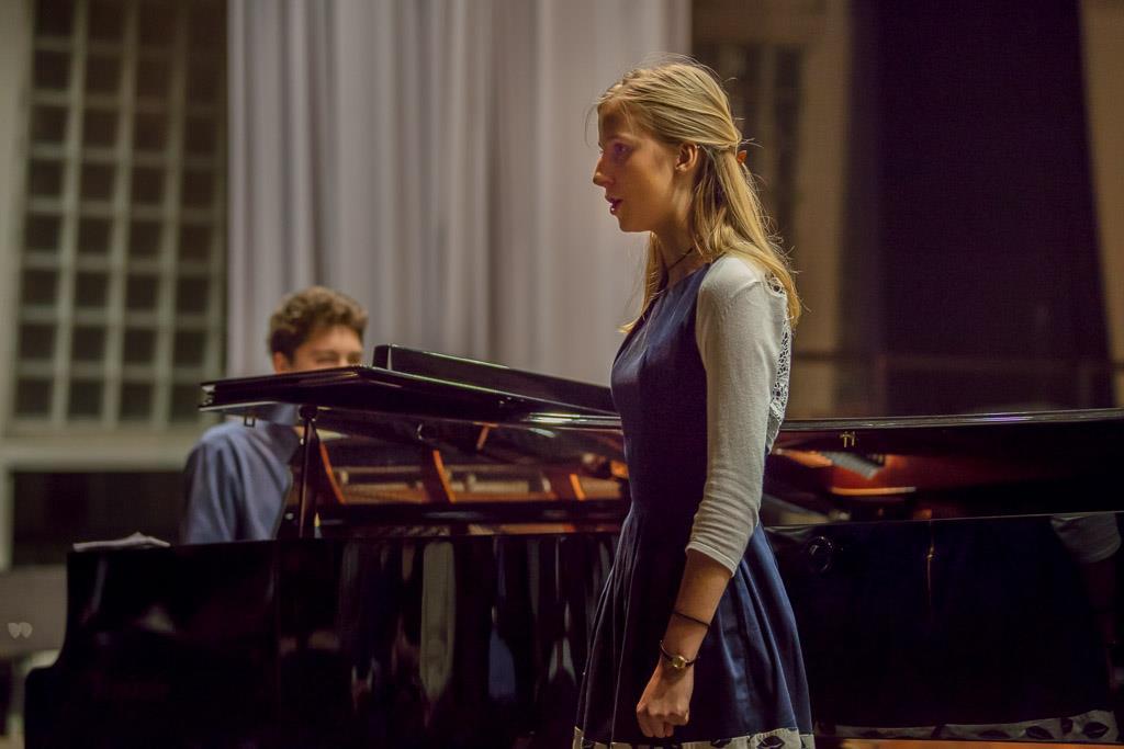 Georg Friedrich Händel - Acis und Galatea (Anna Luisa Welsch, OI, Sopran) 1