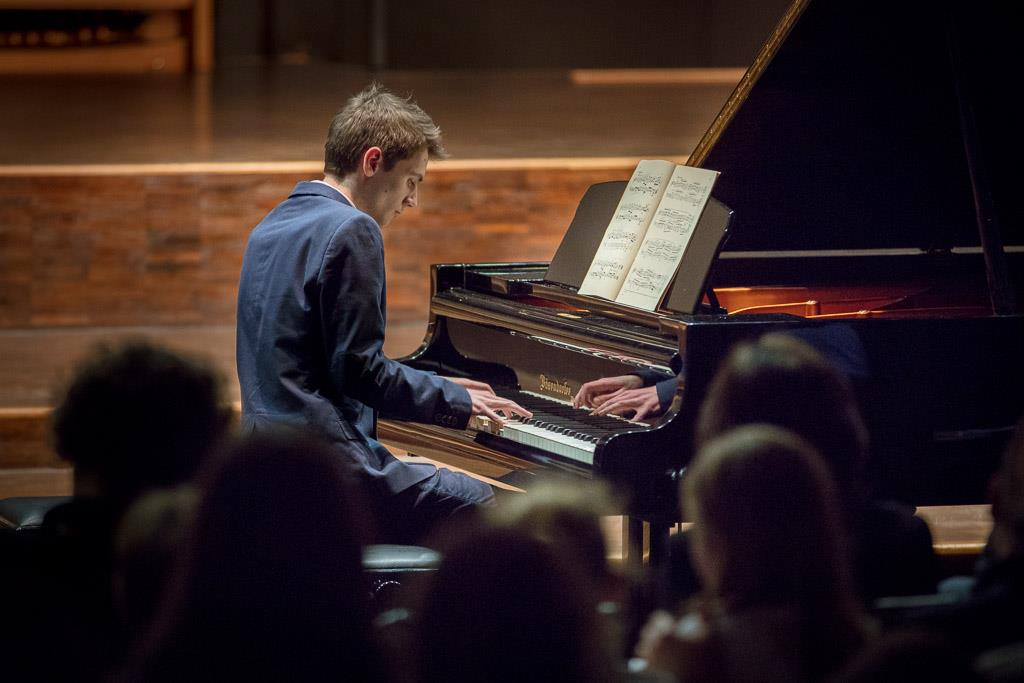 Robert Schumann – Kreisleriana (Sebastian Ickstadt, UI, Klavier) 1