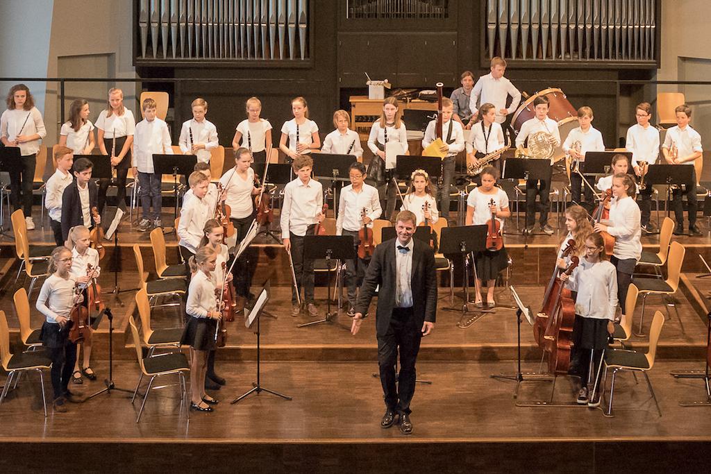Kleines Orchester