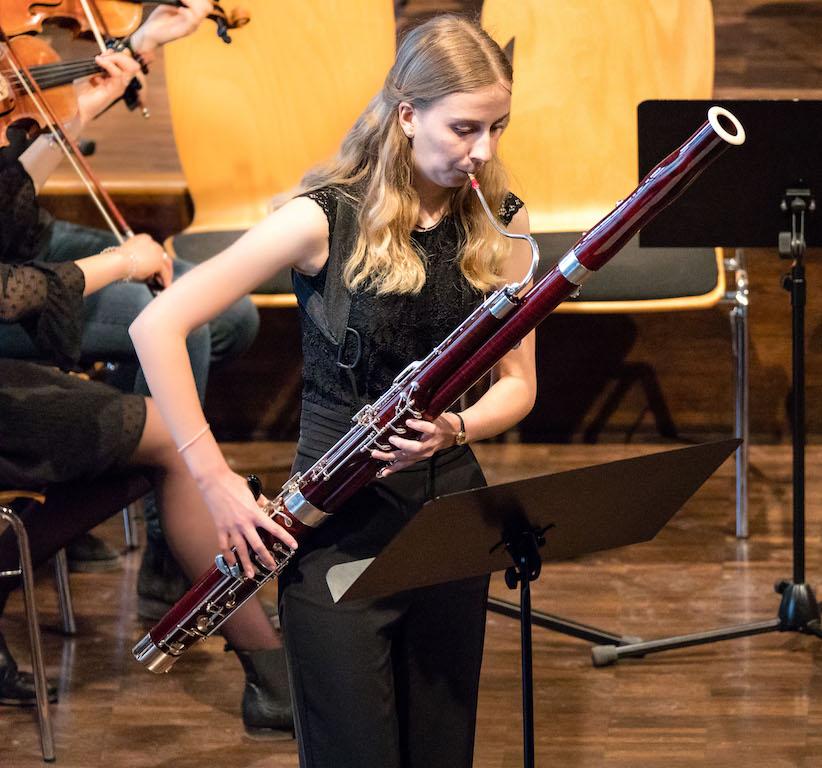 Anna Luisa Welsch – Vivaldi Fagottkonzert