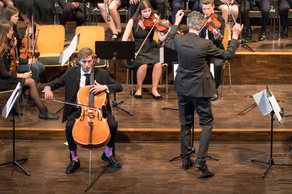 Konstantin Jockers – Elgar Cellokonzert