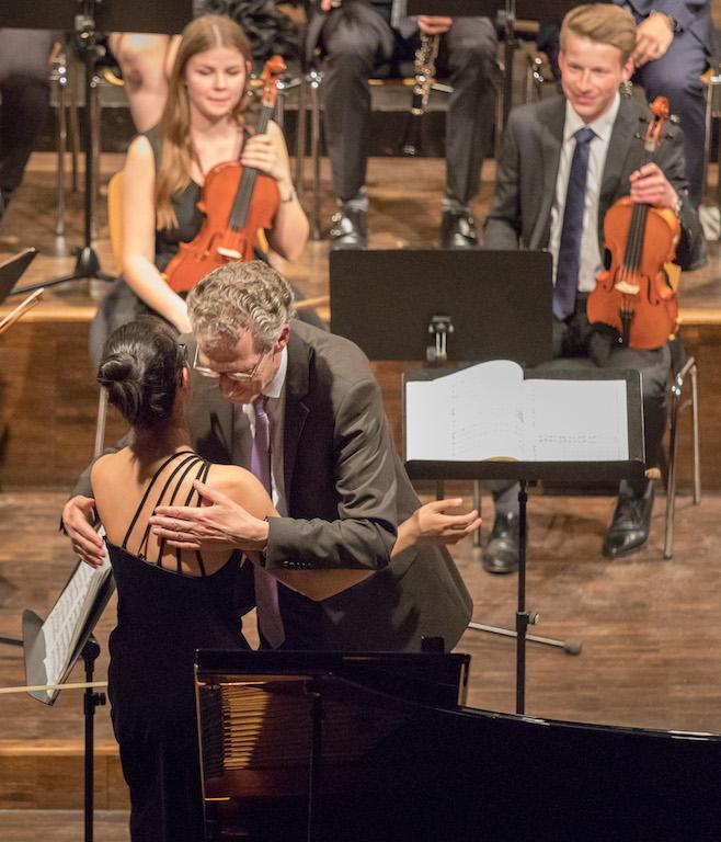 Cäcilia Pham – Grieg Klavierkonzert