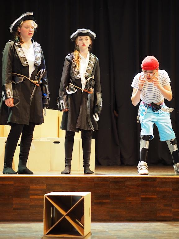 Theaterinszenierung Peter Pan