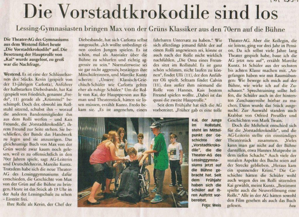 Artikel FNP 2010