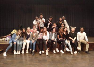 Besuch Theater Jugend Aliya 2018