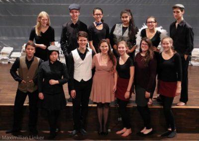 Möwe Ensemble 2016