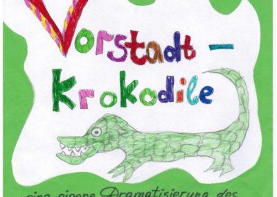 Plakatt Vorstadtkrokodile 2010