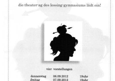 September 2012 Wilhelm Tell (Regie Mareike Kuntz)