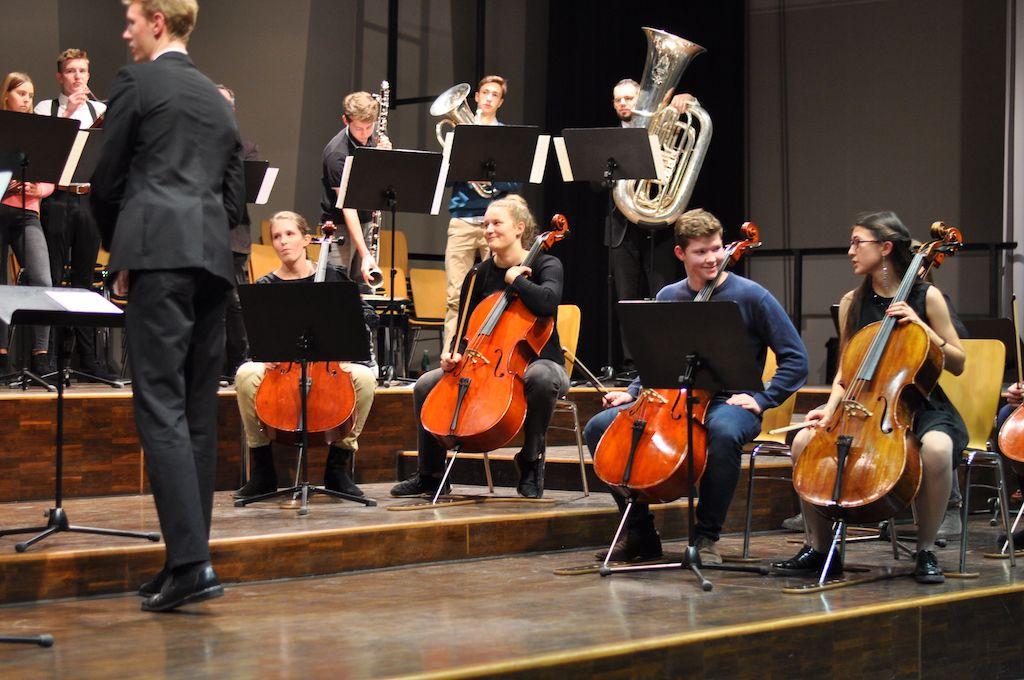 Das Große Orchester