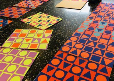 Schule trifft Galerie trifft Schule - Vorbereitung der Ausstellung
