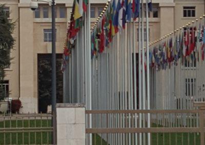 Besuch der UNO