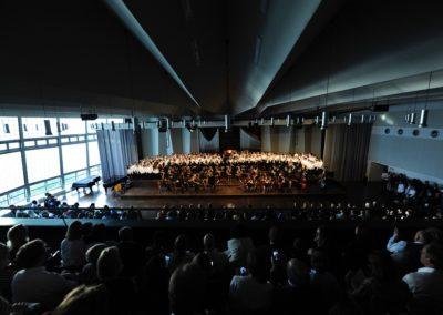 Griegs Landerkennung in der Aula des Lessing-Gymnasiums