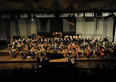Sebastian Ickstadts Konzertstück für 2 Klaviere mit Großem Orchester