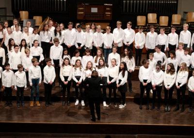 06 Solisten im Chor der Klassen 6-7