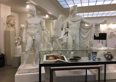 Gipsabguss-Sammlung der Klassischen Archäologie in der Goethe-Universität