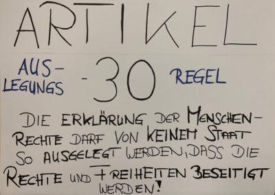 Plakatgalerie zum Tag der Menschenrechte (30)