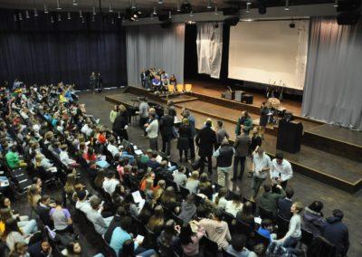 Schule ohne Rassismus - Schule mit Courage112