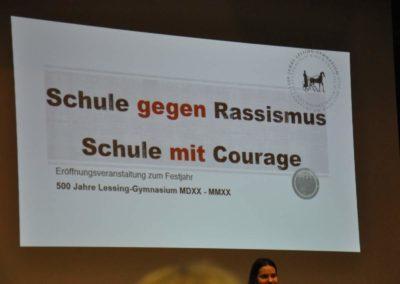 Schule ohne Rassismus - Schule mit Courage129