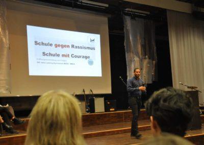 Schule ohne Rassismus - Schule mit Courage131