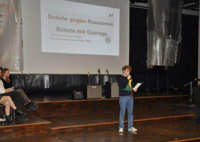 Schule ohne Rassismus - Schule mit Courage135