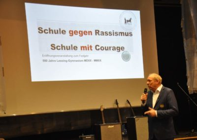 Schule ohne Rassismus - Schule mit Courage138