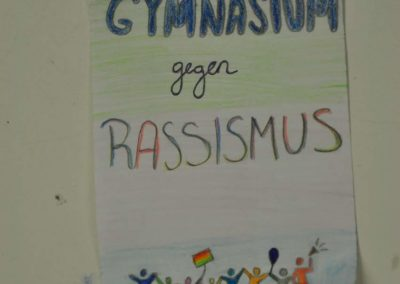 Schule ohne Rassismus - Schule mit Courage15