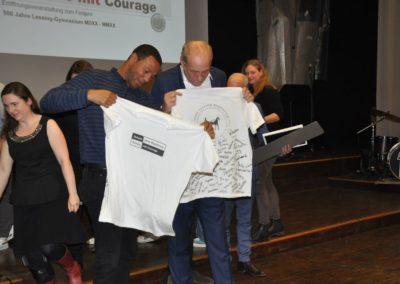 Schule ohne Rassismus - Schule mit Courage157