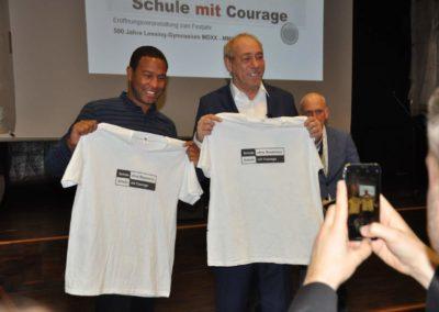 Schule ohne Rassismus - Schule mit Courage158