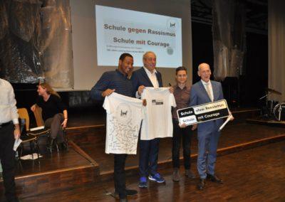 Schule ohne Rassismus - Schule mit Courage161