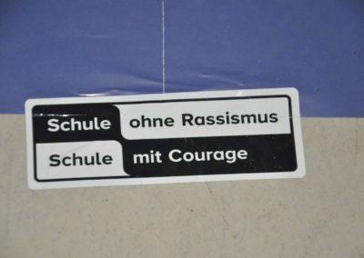 Schule ohne Rassismus - Schule mit Courage18