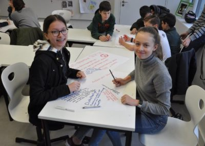 Schule ohne Rassismus - Schule mit Courage43