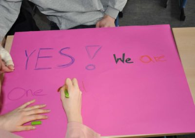Schule ohne Rassismus - Schule mit Courage87