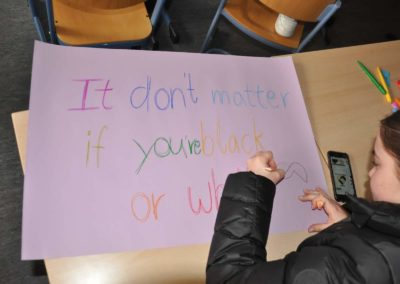 Schule ohne Rassismus - Schule mit Courage88