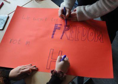 Schule ohne Rassismus - Schule mit Courage89
