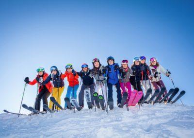 Simons Skigruppe Niederau 2020