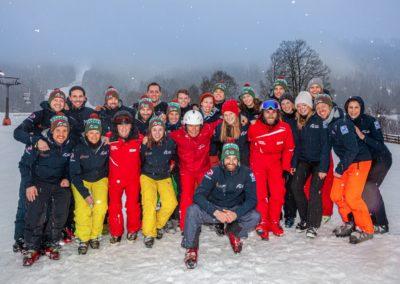Unsere Skilehrer Niederau 2020