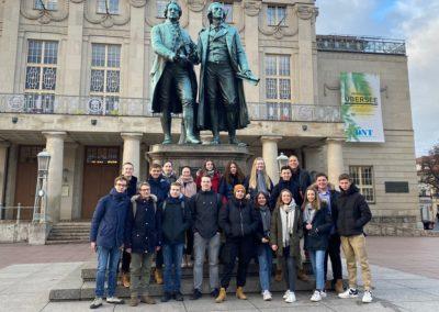 Goethe, Schiller und der Leistungskurs